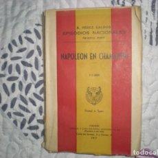 Libros de segunda mano: NAPOLEÓN EN CHAMARTÍN;HERNANDO 1957. Lote 150936938