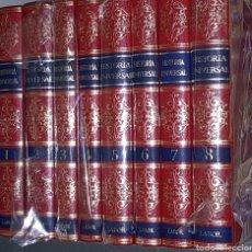 Libros de segunda mano: HISTORIA UNIVERSAL - LABOR - 8 TOMOS - ARM06. Lote 151321948