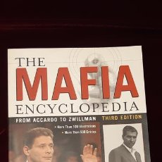 Libros de segunda mano: THE MAFIA ENCYCLOPEDIA - CARL SIFAKIS - CHECKMARK BOOKS 2005. Lote 151988053