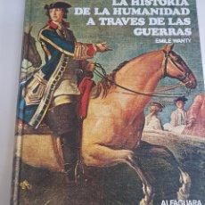 Libros de segunda mano - La historia de la humanidad a traves de las guerras - arm06 - 152006240