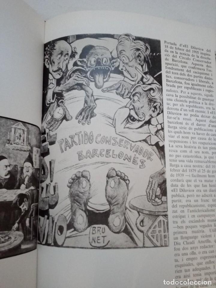 Libros de segunda mano: HISTORIA GRÁFICA DE LA CATALUNYA CONTEMPORÁNIA (EDMON VALLÉS. EDICIONS 62) CONMEMORACIÓN 1474 - 1974 - Foto 11 - 152322982