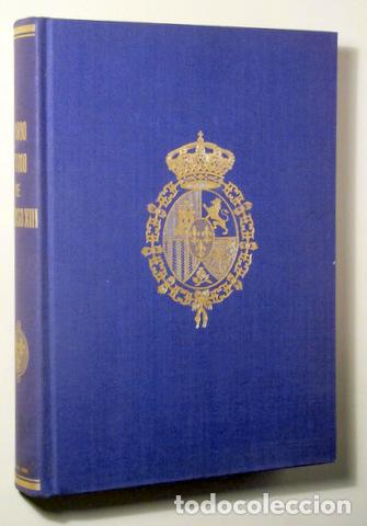 ALFONSO XIII - DIARIO ÍNTIMO DE ALFONSO XIII - MADRID 1961 - ILUSTRADO (Libros de Segunda Mano - Historia Moderna)