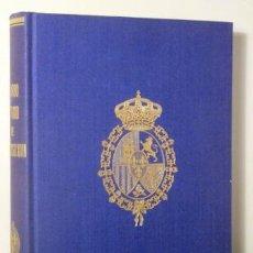 Libros de segunda mano: ALFONSO XIII - DIARIO ÍNTIMO DE ALFONSO XIII - MADRID 1961 - ILUSTRADO. Lote 153617848