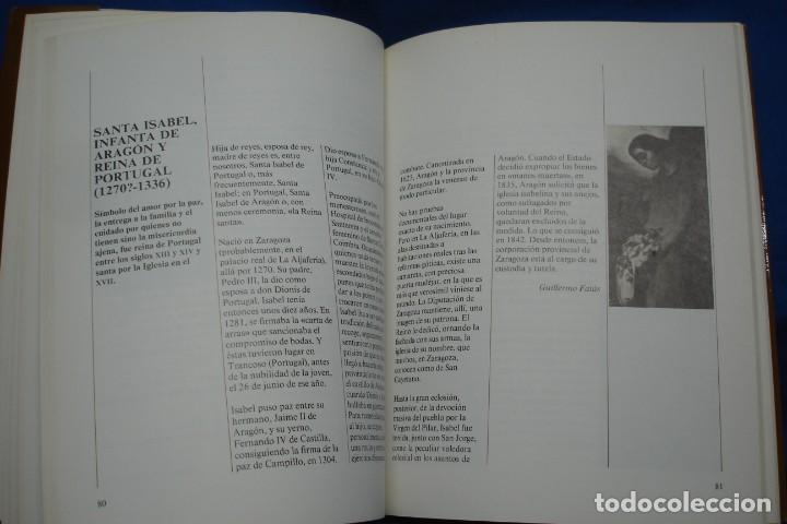 Libros de segunda mano: ARAGONESES ILUSTRES - GUILLERMO FATÁS - C.A.I. 1983 - ZARAGOZA - Foto 4 - 154860202