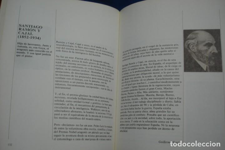Libros de segunda mano: ARAGONESES ILUSTRES - GUILLERMO FATÁS - C.A.I. 1983 - ZARAGOZA - Foto 5 - 154860202