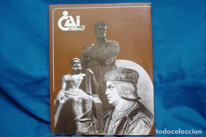 Libros de segunda mano: ARAGONESES ILUSTRES - GUILLERMO FATÁS - C.A.I. 1983 - ZARAGOZA - Foto 6 - 154860202