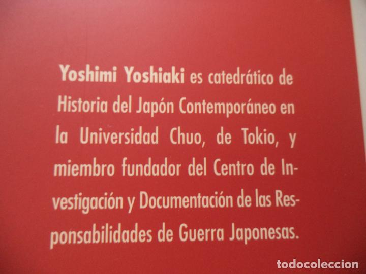 Libros de segunda mano: ESCLAVAS SEXUALES/ YOSHIMI YOSHIAKI/EDICIONES B/1ª EDICION 2010 PERFECTO ESTADO - Foto 2 - 155917894