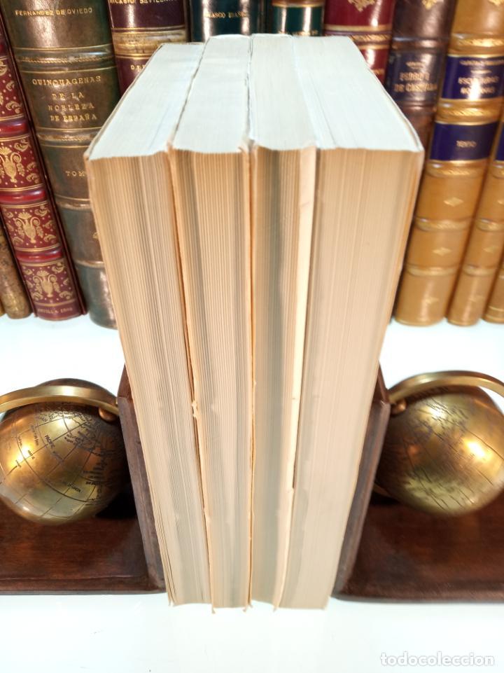 Libros de segunda mano: Efemérides Malagueñas. José Luis Estrada y Segalerva - 4 tomos. Málaga. 1970. Firmado y dedicado. - Foto 9 - 156005258