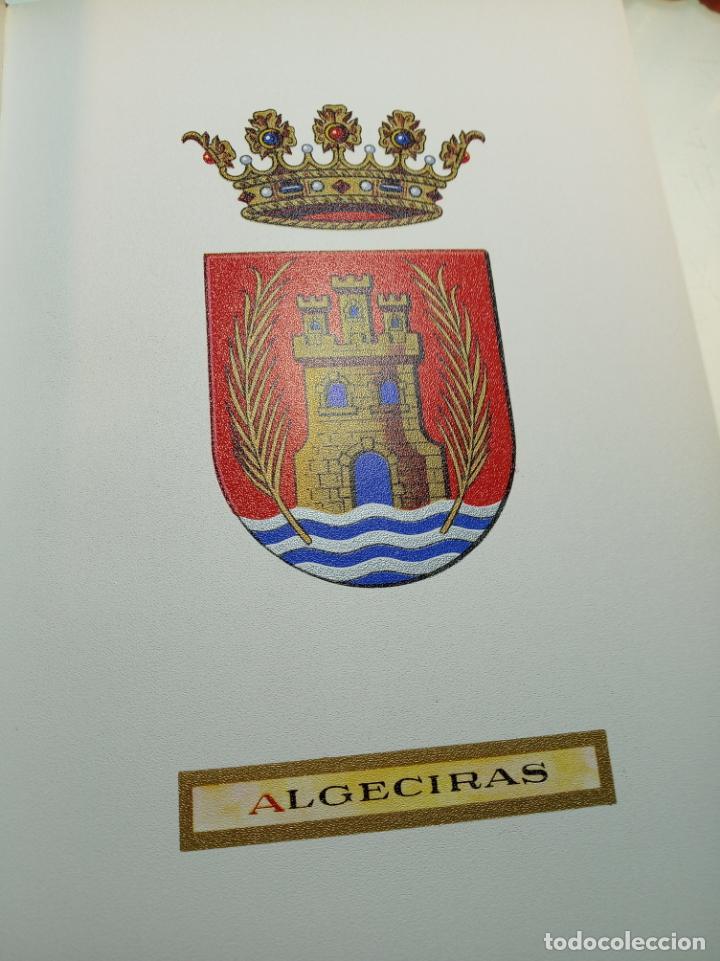 Libros de segunda mano: Heráldica municipal de la provincia de Cádiz. Jose Antonio Delgado. Inst. de estudios Gaditanos.1969 - Foto 6 - 156005794