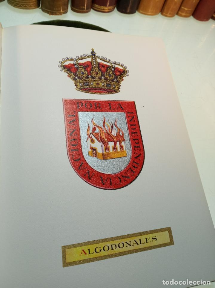 Libros de segunda mano: Heráldica municipal de la provincia de Cádiz. Jose Antonio Delgado. Inst. de estudios Gaditanos.1969 - Foto 7 - 156005794