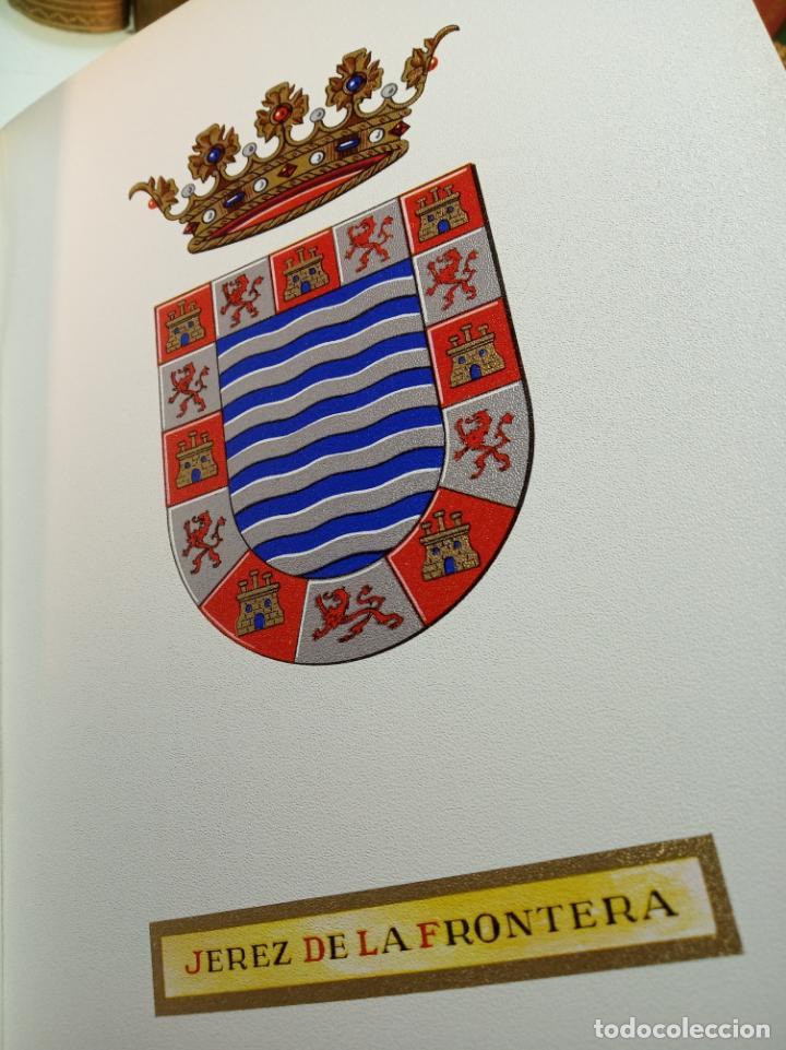 Libros de segunda mano: Heráldica municipal de la provincia de Cádiz. Jose Antonio Delgado. Inst. de estudios Gaditanos.1969 - Foto 9 - 156005794