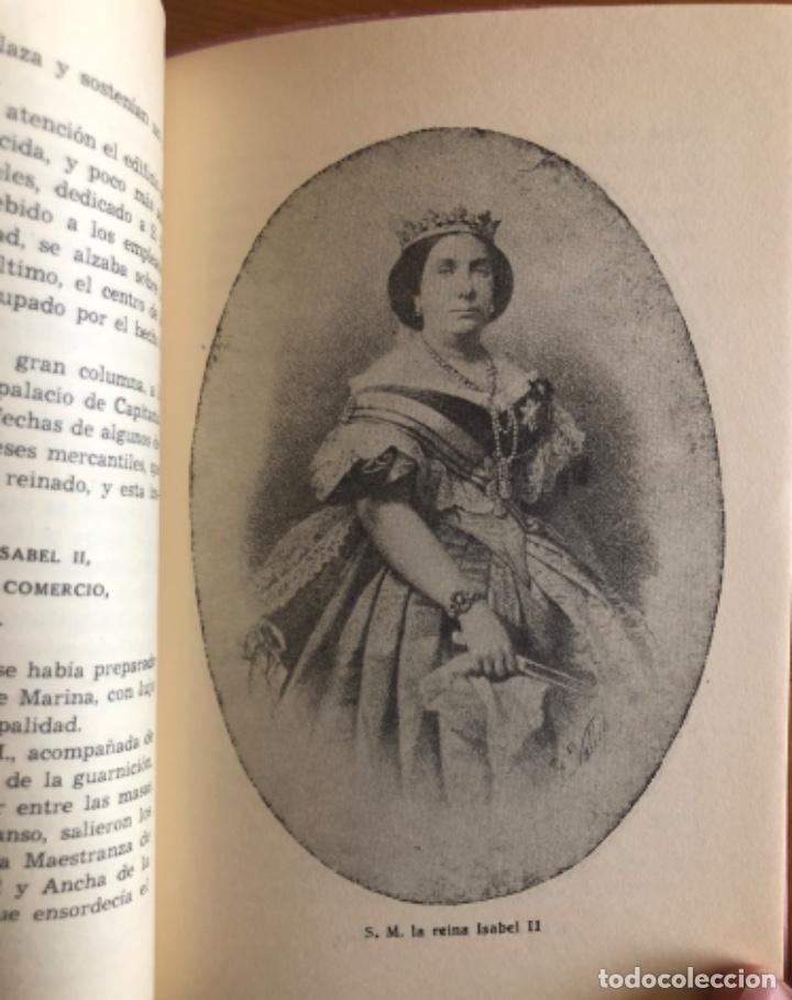 Libros de segunda mano: CARTAGENA- MURCIA- ORIHUELA- VIAJE DE ISABEL II- FERNANDO COS GAYON- 1.969 - Foto 3 - 278885113