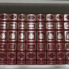 Libros de segunda mano: HISTORIA DE ESPAÑA - COMPLETA CLUB INTERNACIONAL DEL LIBRO 1990. Lote 157214036