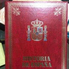 Libros de segunda mano: HISTORIA DE ESPAÑA - TOMOS SUELTOS - CLUB INTERNACIONAL DEL LIBRO - 1990. Lote 157215889