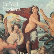 Libros de segunda mano: HISTORIA DEL ARTE. LA EDAD MODERNA 3. Lote 158569990
