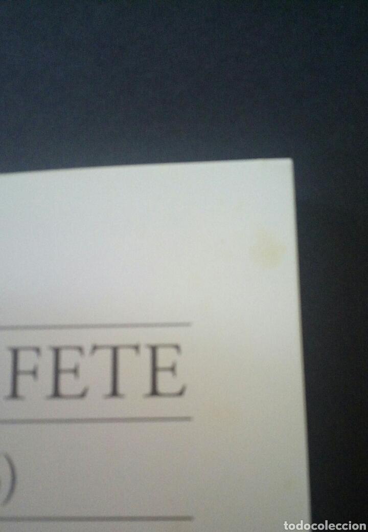Libros de segunda mano: CTC - 1ª EDICION - HISTORIA DE LA FETE 1909 - 1936 - FONDO EDITORIAL DE ENSEÑANZA - LUIS MARTIN - Foto 5 - 158857366