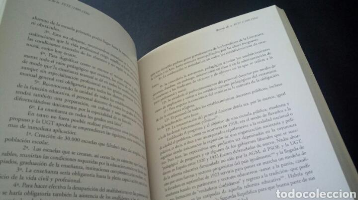 Libros de segunda mano: CTC - 1ª EDICION - HISTORIA DE LA FETE 1909 - 1936 - FONDO EDITORIAL DE ENSEÑANZA - LUIS MARTIN - Foto 10 - 158857366