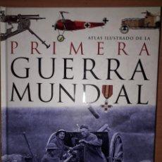 Libros de segunda mano: LA PRIMERA GUERRA MUNDIAL, SUSAETA. Lote 158889125