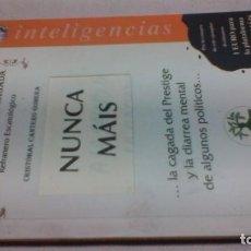 Libros de segunda mano: A LA SALUD POR LA CAGADA NUNCA MAIS LA CAGADA DEL PRESTIGE...REFRANERO ESCATOLOGICO. Lote 158904130