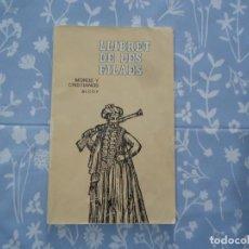 Libros de segunda mano: LLIBRET DE LES FILAES DE MOROS I CRISTIANS D'ALCOI 1985. Lote 158906362