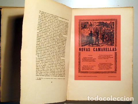 Libros de segunda mano: ALMERICH, Luis - TRADICIONES, FIESTAS Y COSTUMBRES POPULARES DE BARCELONA - Barcelona 1944 - Ilustra - Foto 3 - 159332265