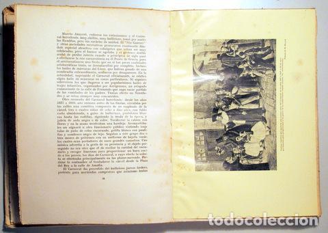 Libros de segunda mano: ALMERICH, Luis - TRADICIONES, FIESTAS Y COSTUMBRES POPULARES DE BARCELONA - Barcelona 1944 - Ilustra - Foto 5 - 159332265