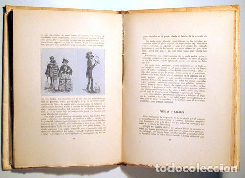 Libros de segunda mano: ANGELÓN, Manuel - GUÍA SATÍRICA DE BARCELONA 1854 - Barcelona 1946 - Ilustrado - Papel de hilo - Foto 2 - 159332301