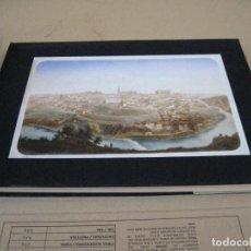 Libros de segunda mano: TOLEDO GRABADO.. Lote 160478738