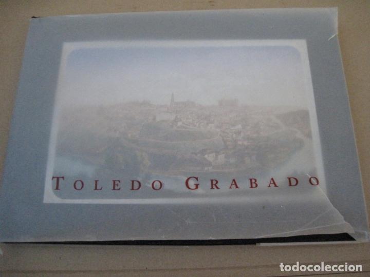 Libros de segunda mano: TOLEDO GRABADO. - Foto 3 - 160478738