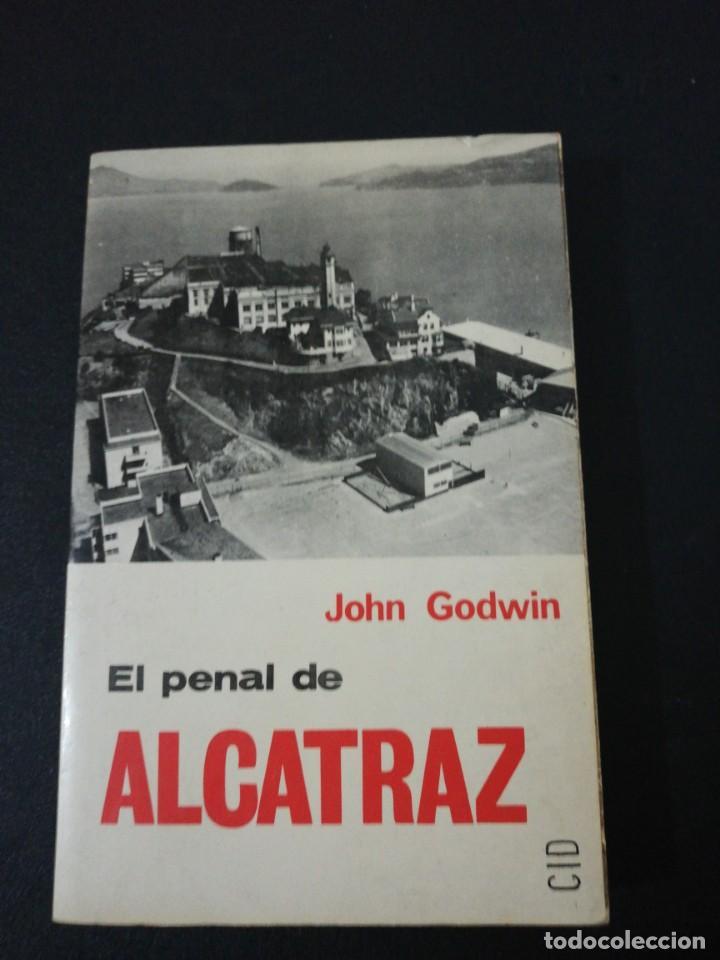JOHN GODWIN, EL PENAL DE ALCATRAZ (Libros de Segunda Mano - Historia Moderna)