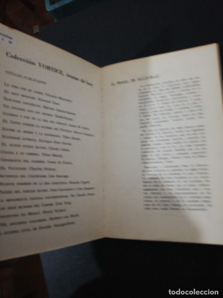 Libros de segunda mano: John godwin, el penal de alcatraz - Foto 3 - 160641966