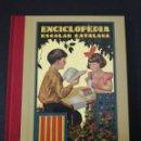 Libros de segunda mano: ENCICLOPEDIA ESCOLAR CATALANA 1 PART , FACSIMIL 2007. Lote 160643034