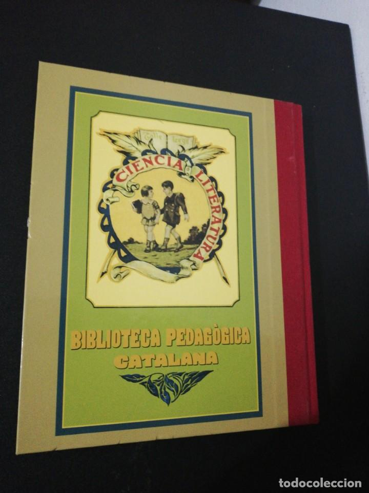Libros de segunda mano: Enciclopedia escolar catalana 1 part , facsimil 2007 - Foto 2 - 160643034