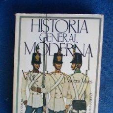 Libros de segunda mano: HISTORIA GENERAL MODERNA VOL. 1 VICENS VIVES. Lote 161102302