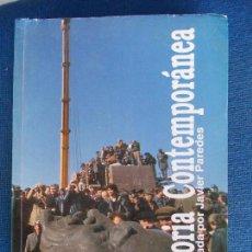 Libros de segunda mano: HISTORIA CONTEMPORANEA JAVIER PAREDES. Lote 161102654