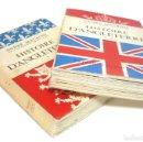 Libros de segunda mano: 1963 - ANDRÉ MAUROIS: HISTORIA DE INGLATERRA - OBRA COMPLETA, 2 TOMOS ILUSTRADOS, LÁMINAS. Lote 161236762