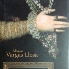 Libros de segunda mano: LA MESTIZA DE PIZARRO : UNA PRINCESA ENTRE DOS MUNDOS / ÁLVARO VARGAS LLOSA. 1ª ED. MADRID : AGUILAR. Lote 161356582