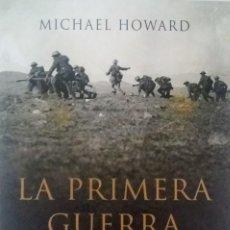 Libros de segunda mano: LA PRIMERA GUERRA MUNDIAL. Lote 161994726