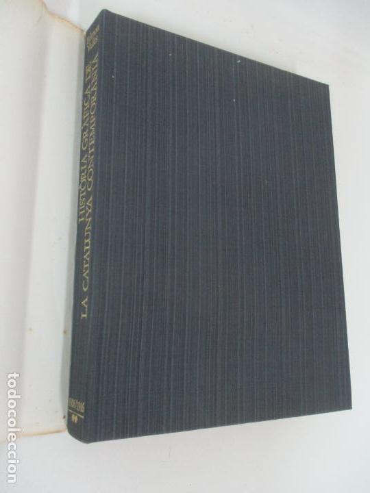 Libros de segunda mano: Historia Gràfica de la Catalunya Contemporània - de l´Assemblea a la República - Ed 62 -Año 1917-31 - Foto 3 - 162387290