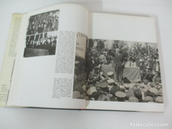 Libros de segunda mano: Historia Gràfica de la Catalunya Contemporània - de l´Assemblea a la República - Ed 62 -Año 1917-31 - Foto 6 - 162387290