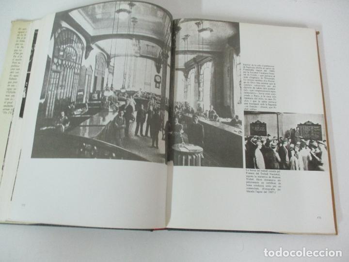 Libros de segunda mano: Historia Gràfica de la Catalunya Contemporània - de l´Assemblea a la República - Ed 62 -Año 1917-31 - Foto 7 - 162387290