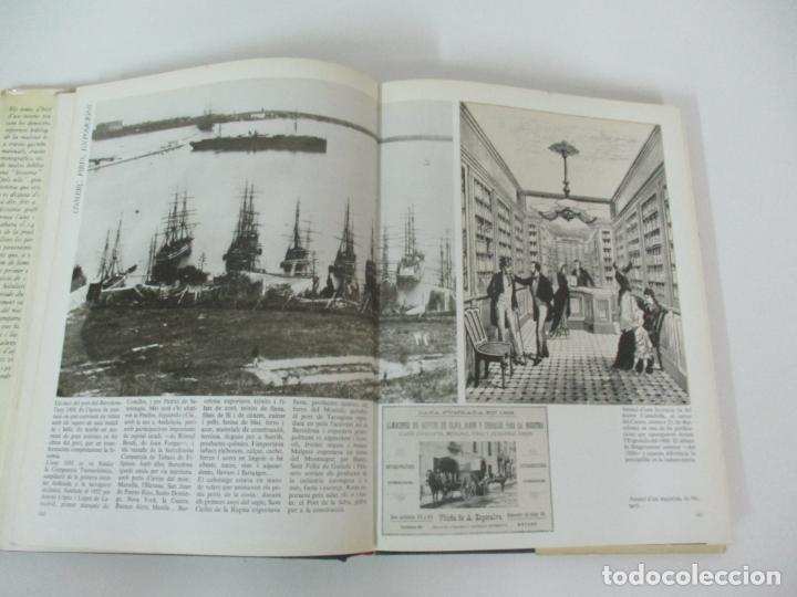 Libros de segunda mano: Història Gràfica de la Catalunya Contemporàneia - de l´Exposicio Universal - Edmon Vallès - Ed 62 - Foto 4 - 162388110