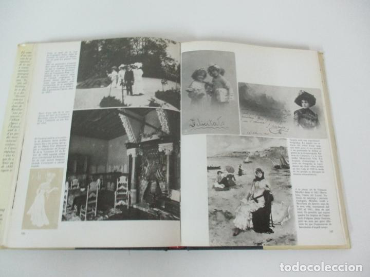 Libros de segunda mano: Història Gràfica de la Catalunya Contemporàneia - de l´Exposicio Universal - Edmon Vallès - Ed 62 - Foto 5 - 162388110