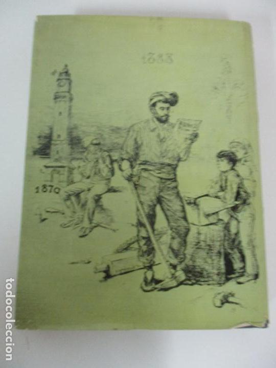 Libros de segunda mano: Història Gràfica de la Catalunya Contemporàneia - de l´Exposicio Universal - Edmon Vallès - Ed 62 - Foto 9 - 162388110
