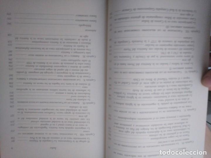 Libros de segunda mano: Vascongadas y América - Ruiz de Azúa, Estíbaliz 1992 Tema Vasco Fundación Mapfre - Foto 3 - 162788522