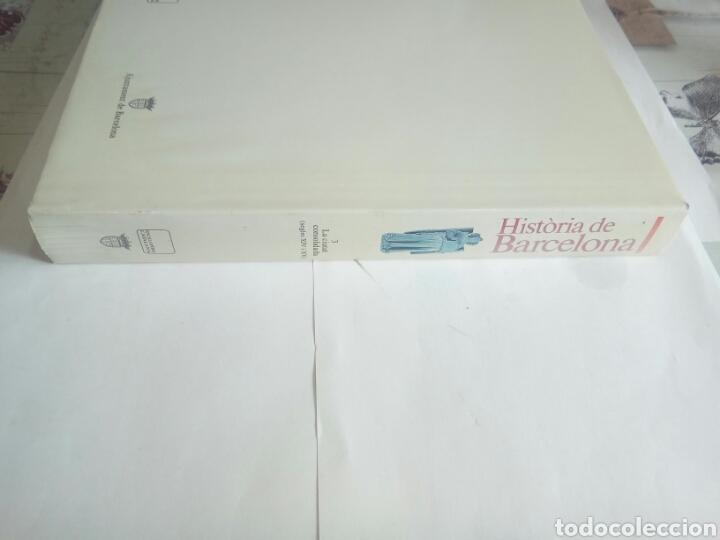 Libros de segunda mano: LIBRO HISTORIA DE BARCELONA - Foto 3 - 162932386