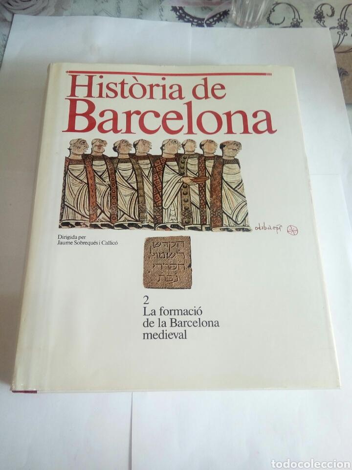 LIBRO HISTORIA DE BARCELONA (Libros de Segunda Mano - Historia Moderna)