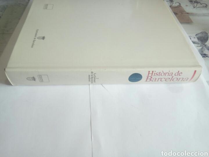 Libros de segunda mano: LIBRO HISTORIA DE BARCELONA - Foto 3 - 162932954