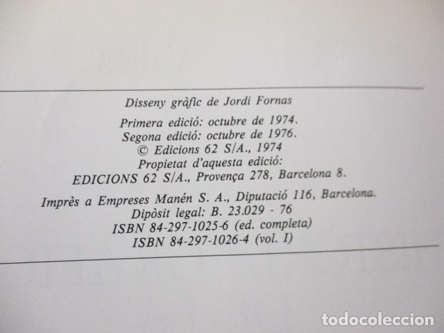 Libros de segunda mano: Història Gràfica de la Catalunya Contemporàneia - de l´Exposicio Universal - Edmon Vallès - Ed 62 - Foto 11 - 163401958