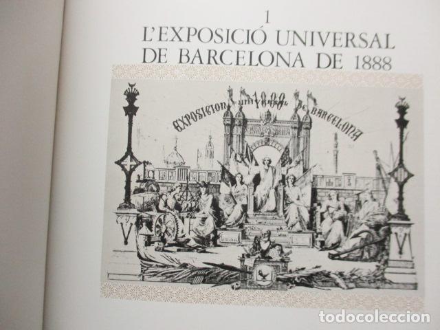 Libros de segunda mano: Història Gràfica de la Catalunya Contemporàneia - de l´Exposicio Universal - Edmon Vallès - Ed 62 - Foto 18 - 163401958